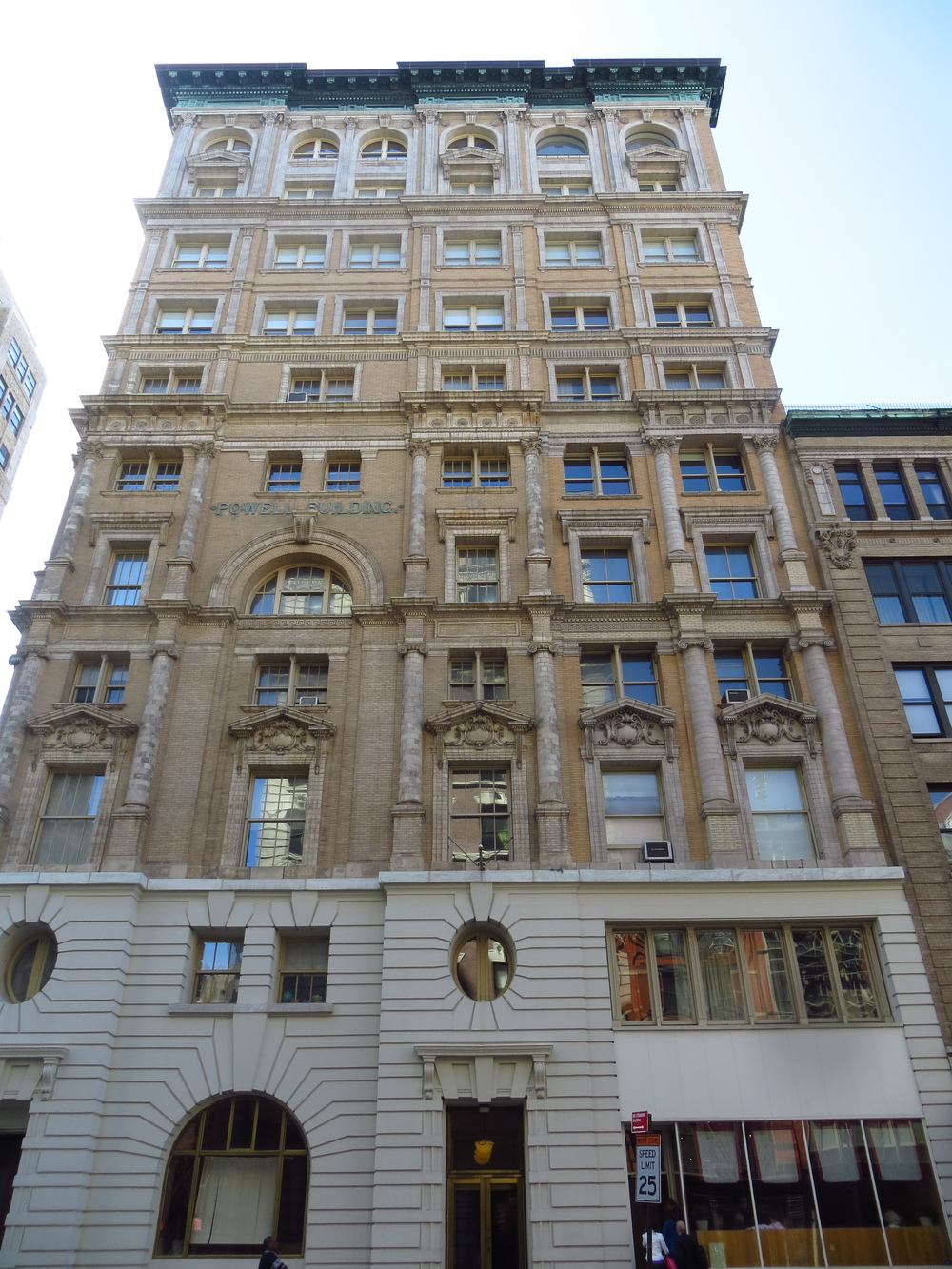 Powell Building