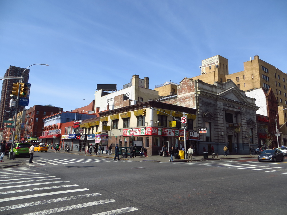 125th St. Corner