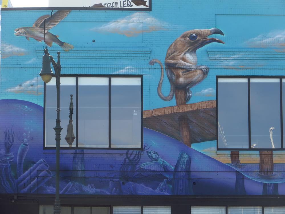 Cool mural pt. 1