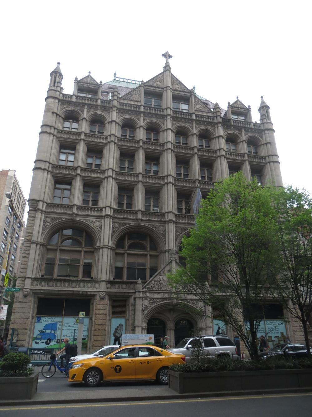 Cool facade