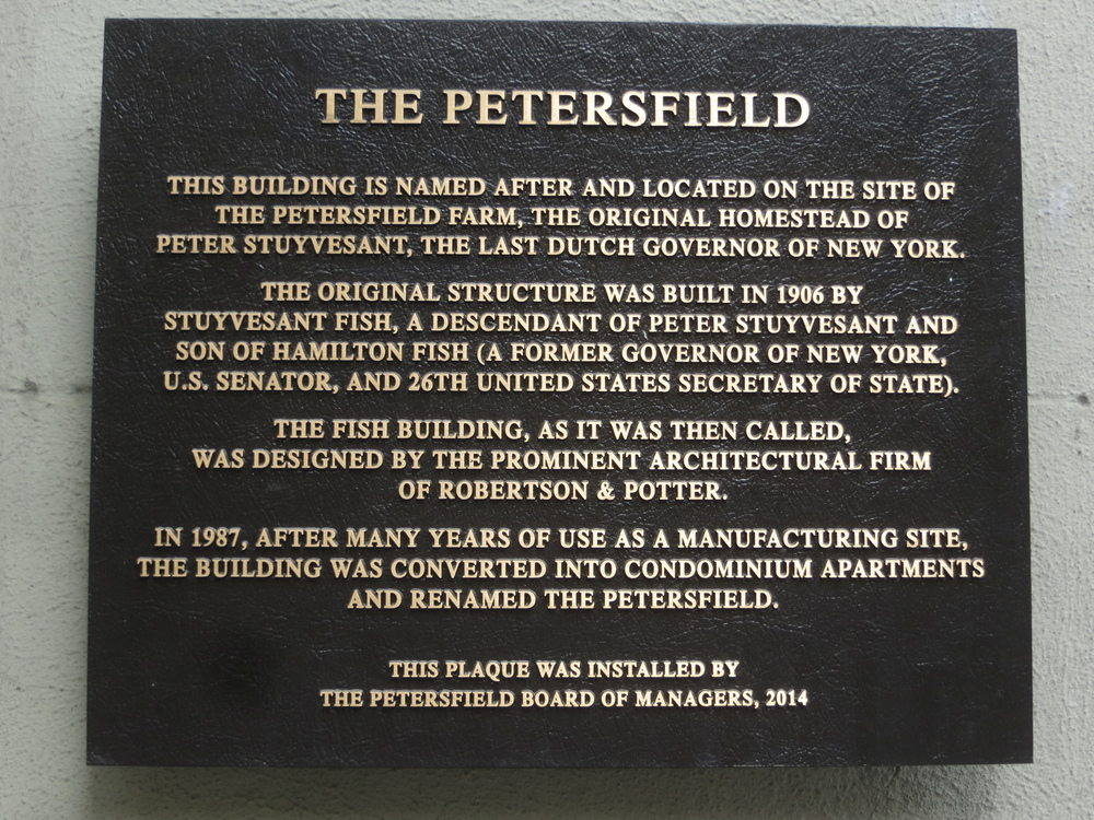 The Petersfield HIstory