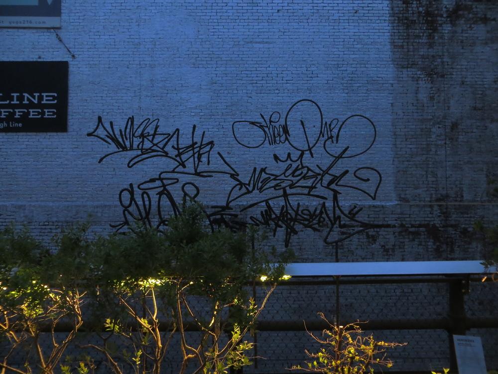 Rebar graffiti
