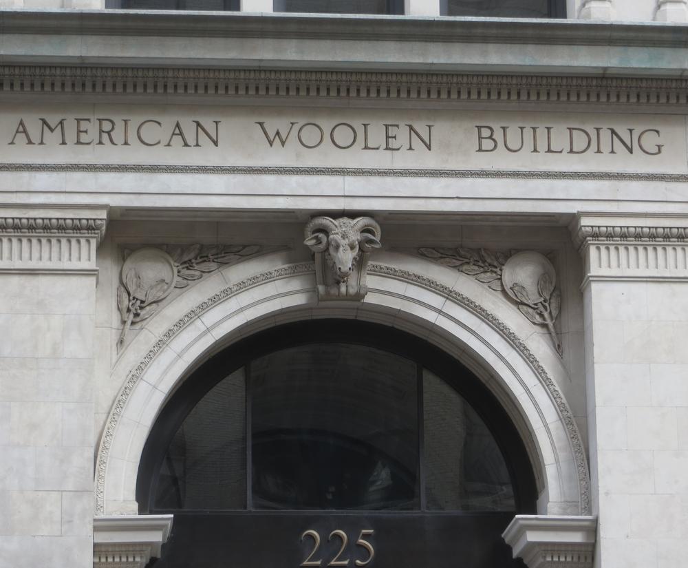American Woolen Building