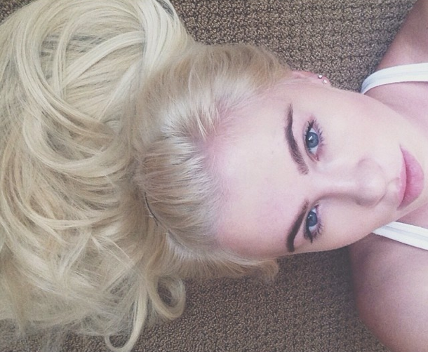 Ireland Baldwin via @irelandbbaldwin