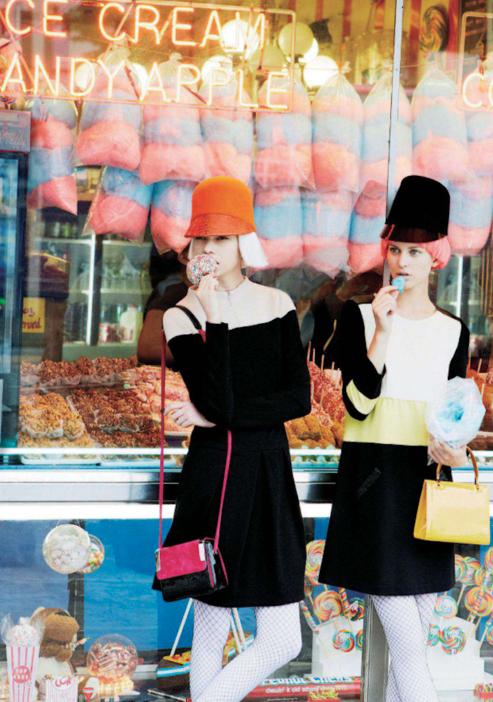 Elle Japan February 2013