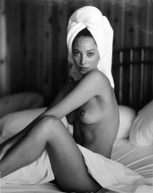 CHRISTY TURLINGTON BY SNATE D'ORAZIO