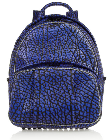 ALEXANDER WANG DUMBO BACKPACK. $1,195