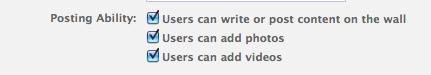 Facebook Business Permissions