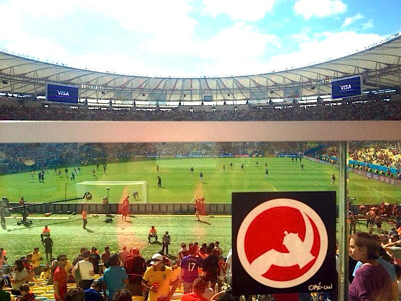 Maracana Stadium - Rio de Janeiro