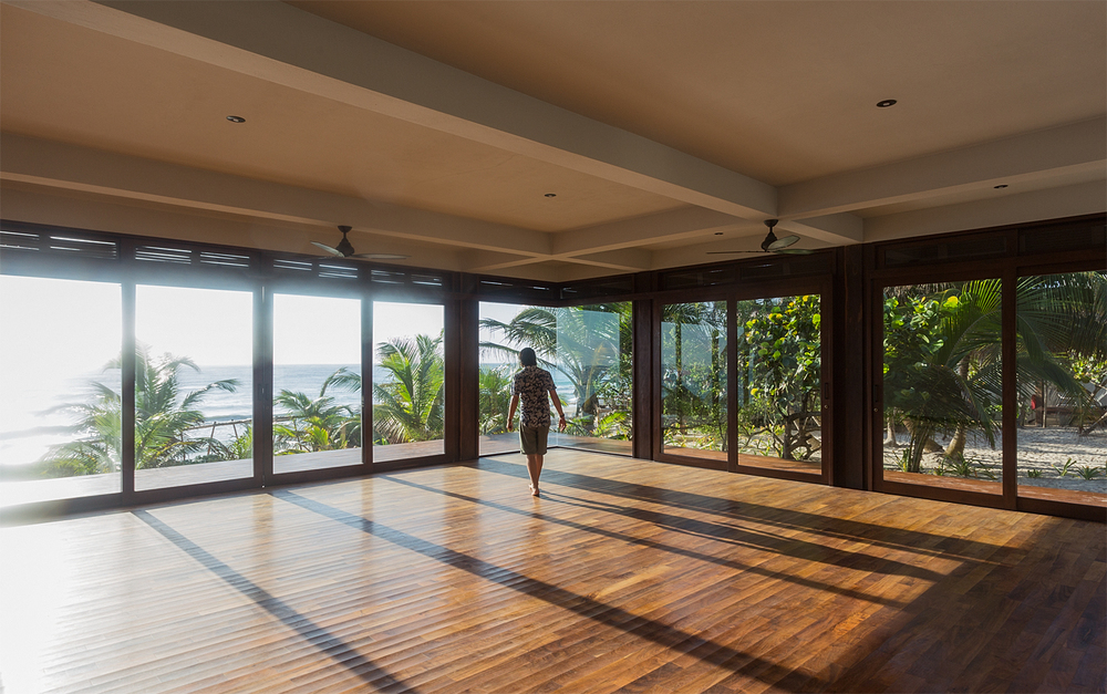 The space sanara tulum for Designhotel yoga