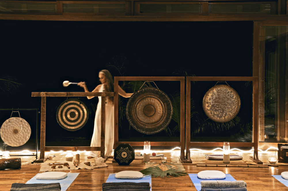 SOUND HEALING& GONG BATH - With Alessandra Montana