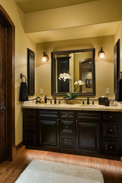 Luxury Dark Stain Bathroom Cabinetry 1.jpg
