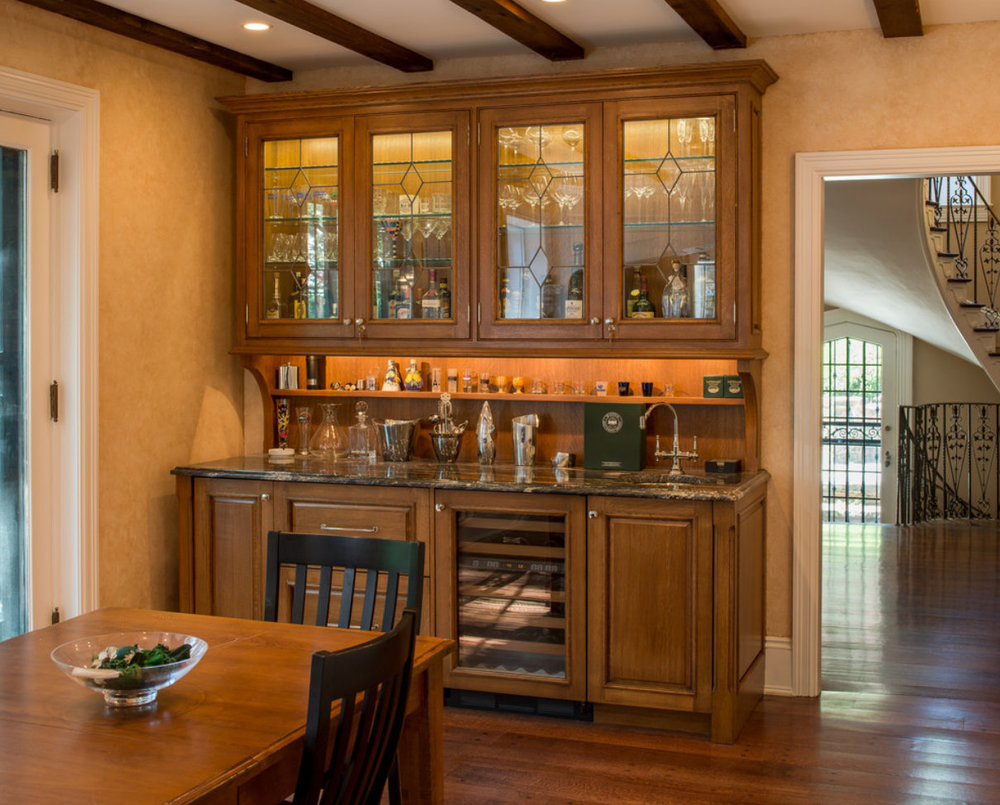 Built In Cabinets Dining Room Dining Room Custom Cabinetry Amish Prestige