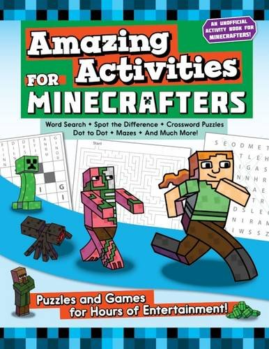 Amazing Activities for Minecrafters