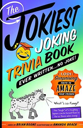 The Jokiest Joking Trivia Book