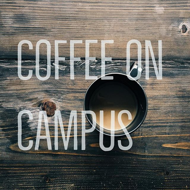 We're handing out coffee just south of the Red Cedar on Farm Lane tomorrow, from 9:30 to 11:30. Come help us promote His House and Thrive at MSU! #coffeeoncampus