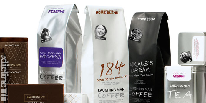 Established Has Designed A New Coffee Tea And Chocolate Brand For Hugh Jackman The Dieline Readers Get An Exclusive First Look At