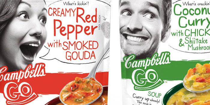 Campbells Go The Dieline Packaging Branding Design