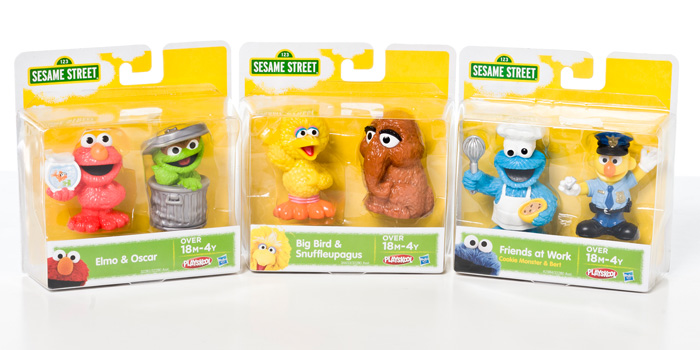 Sesame Street Gets Global Refresh The Dieline