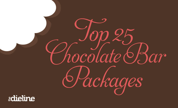 The Dieline's Top 25 Chocolate Bar Packages — The Dieline ...