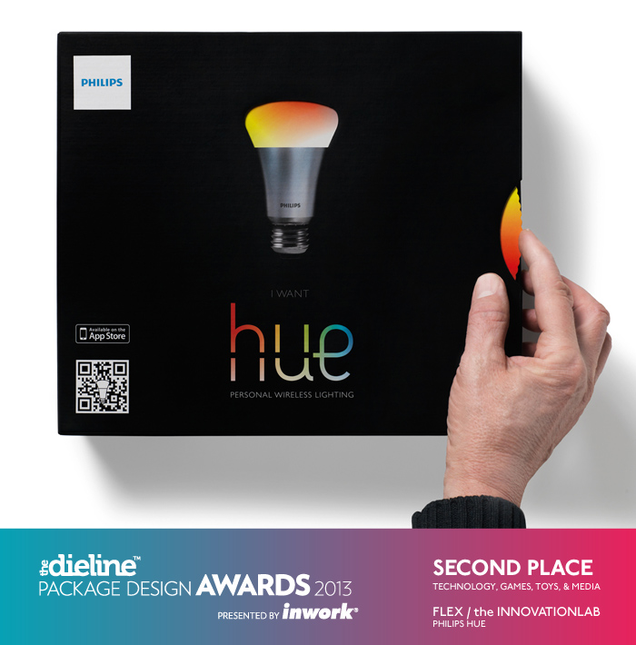 The dieline package design awards 2013 technology games toys