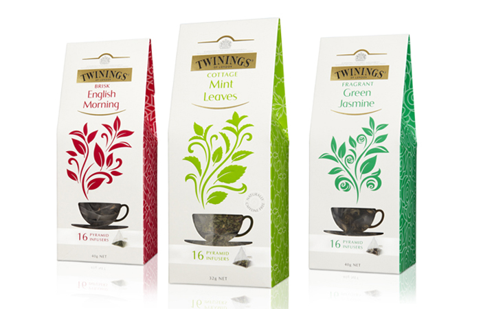 Twinings Pyramid Tea Bags
