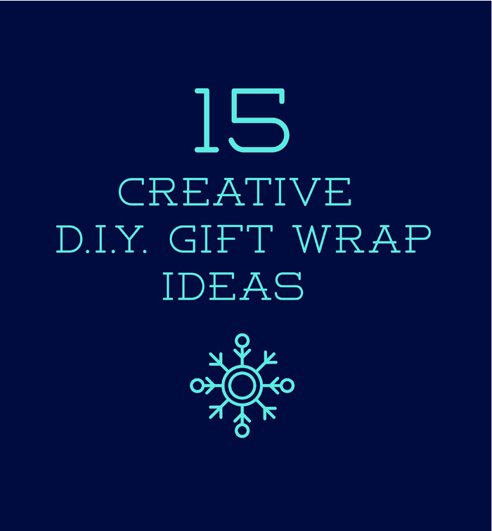 Diy gift wrap ideas the dieline branding amp packaging design