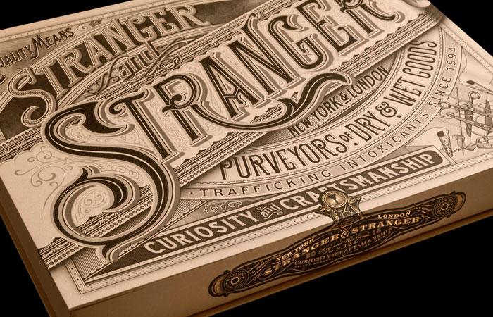 Stranger Xmas The Dieline Packaging Branding Design