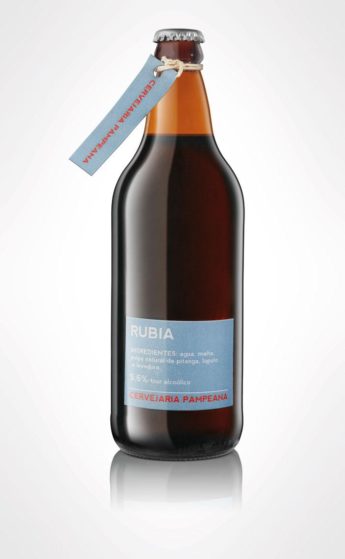 Cerveja Rubia 1