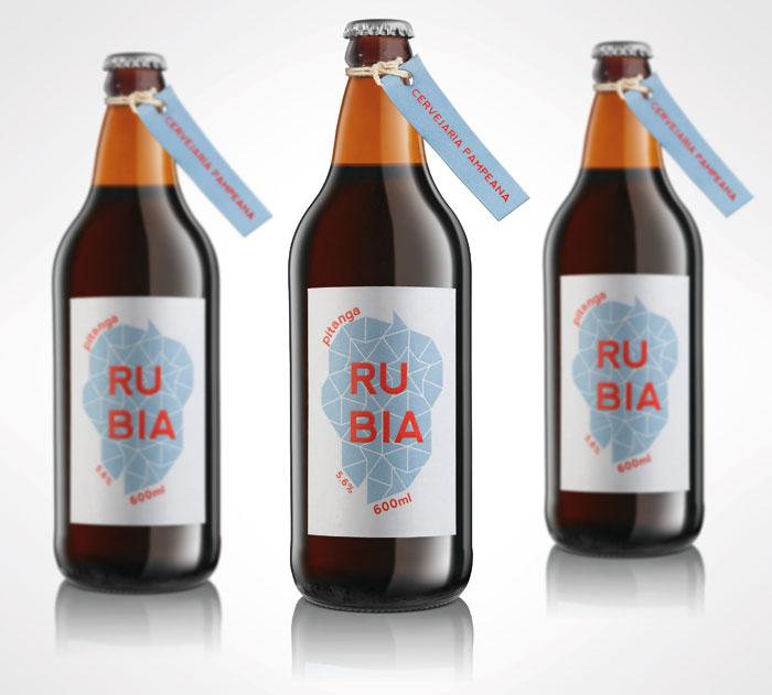 Cerveja Rubia 3