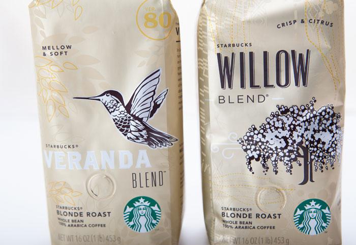 Starbucks Coffee Bean Bags
