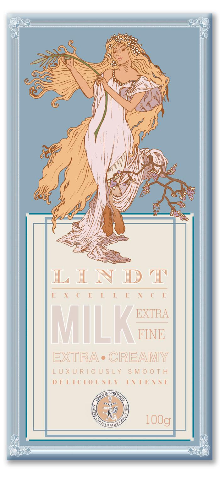 Lindtmilk