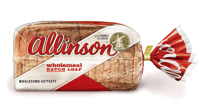 Allinson Wholemeal 800g 333171 VISUAL