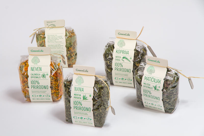 Packaging design inspiration #13 - GreenLife by Filip Nemet
