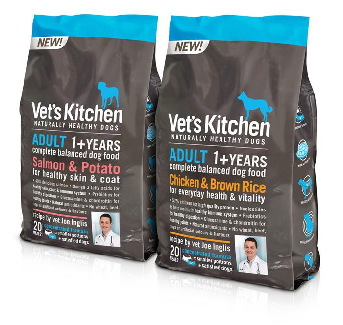 Vet S Kitchen Dog Food Asda