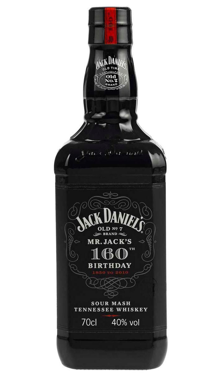 jack daniel s mr jack 160th birthday the dieline packaging branding design innovation news. Black Bedroom Furniture Sets. Home Design Ideas