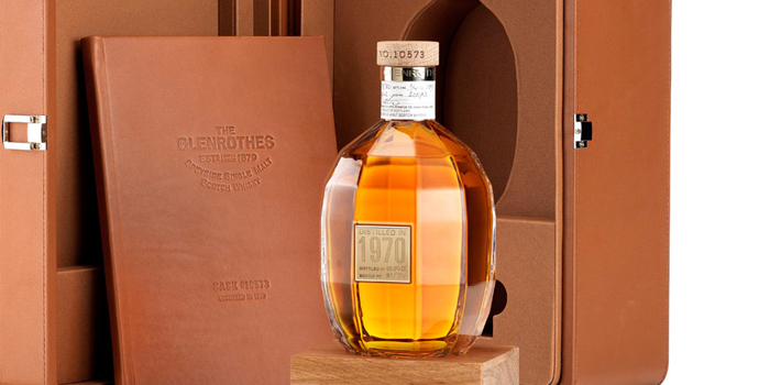 Glenrothes Extraordinary Cask 00