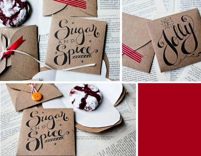 15 Creative DIY Gift Wrap Ideas — The Dieline | Packaging ...