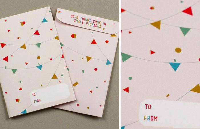 15 Creative Diy Gift Wrap Ideas The Dieline Packaging Branding Design Innovation News