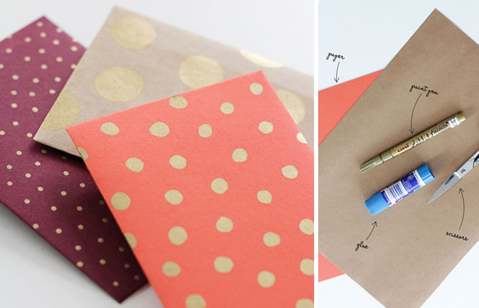 15 creative diy gift wrap ideas the dieline packaging for Creative tissue paper ideas