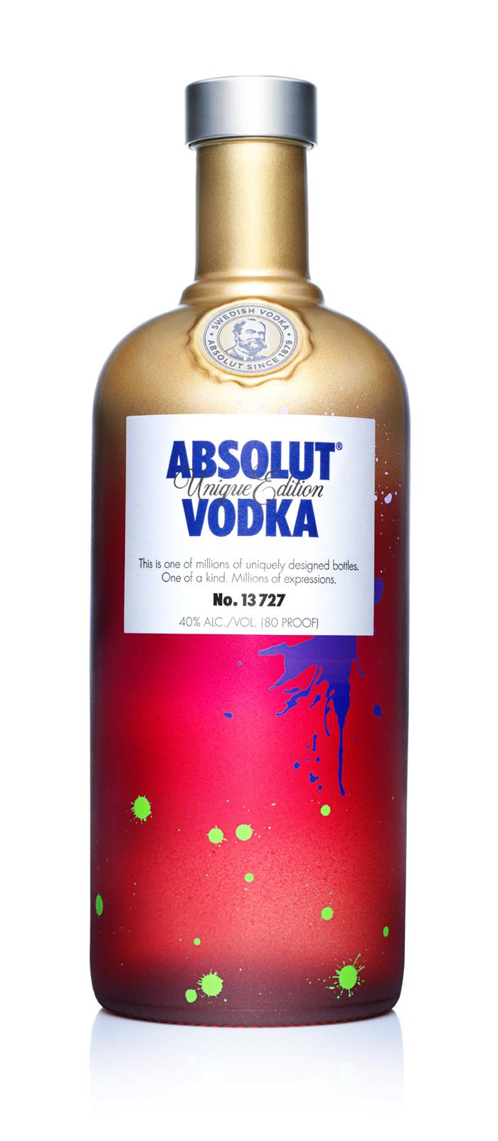 Absolut Unique — The Dieline - Branding & Packaging Design