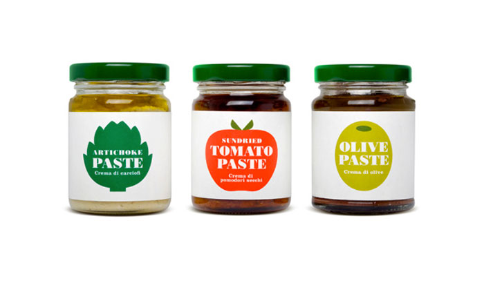 Jamie oliver the dieline packaging branding design for Jamie oliver style kitchen design