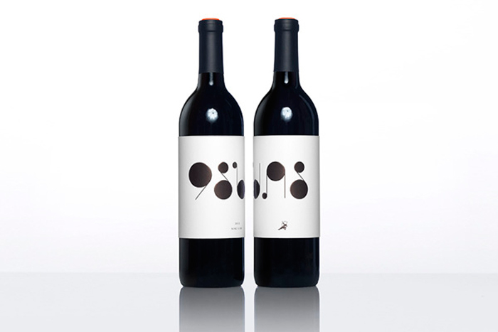 Packaging design inspiration #12 - Nine Suns by Landor Associates