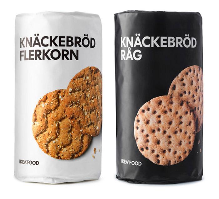 Ikea food knackebrod