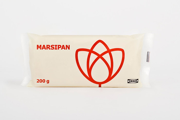 Ikea food marzipan