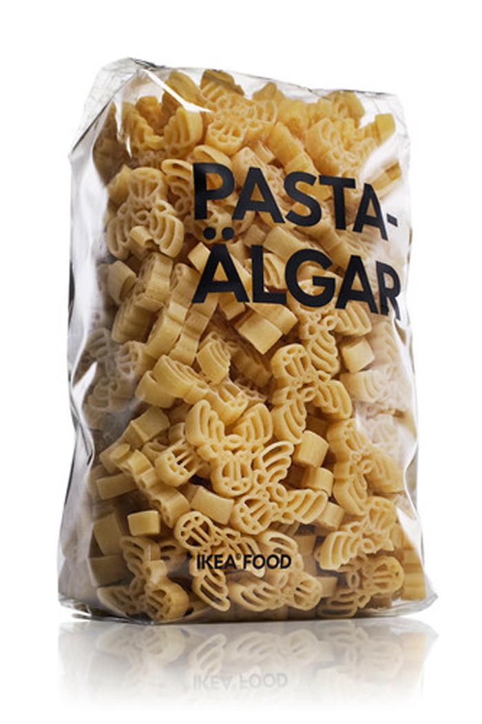 Ikea food pastalgar