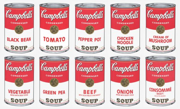 11 27 12 wahol campbell soup cans