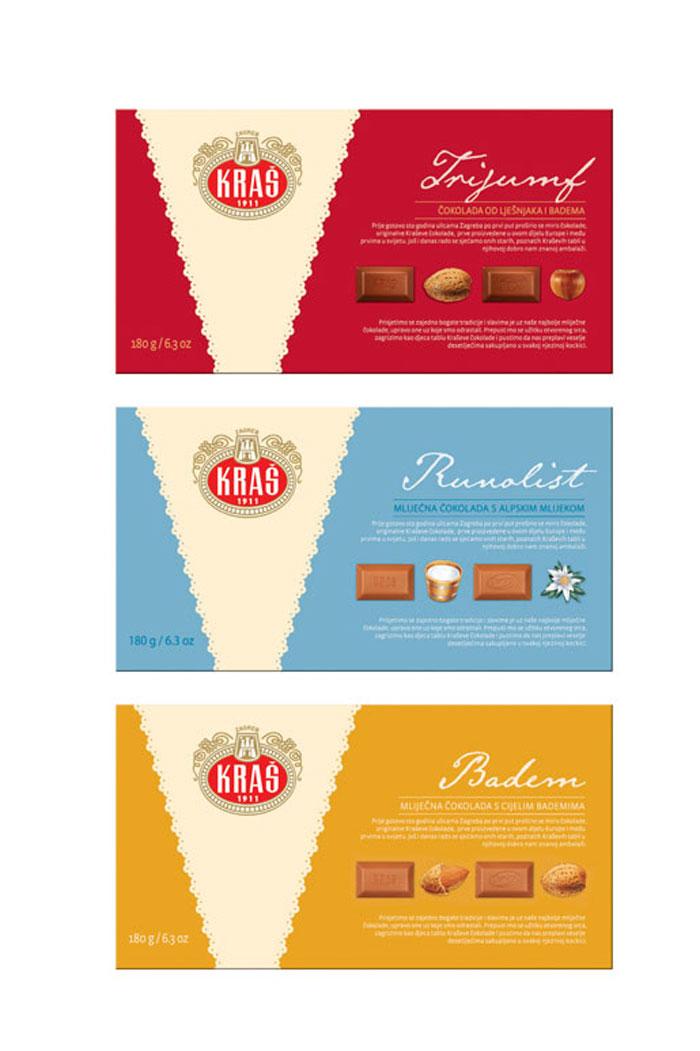 Kras Bajadera Chocolate Chocolates of Kras Which