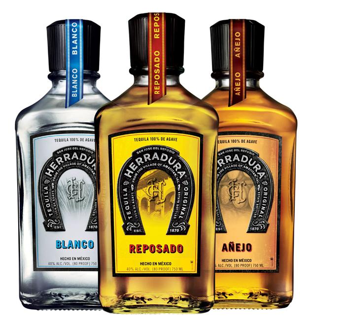 Before Amp After Herradura Tequila The Dieline