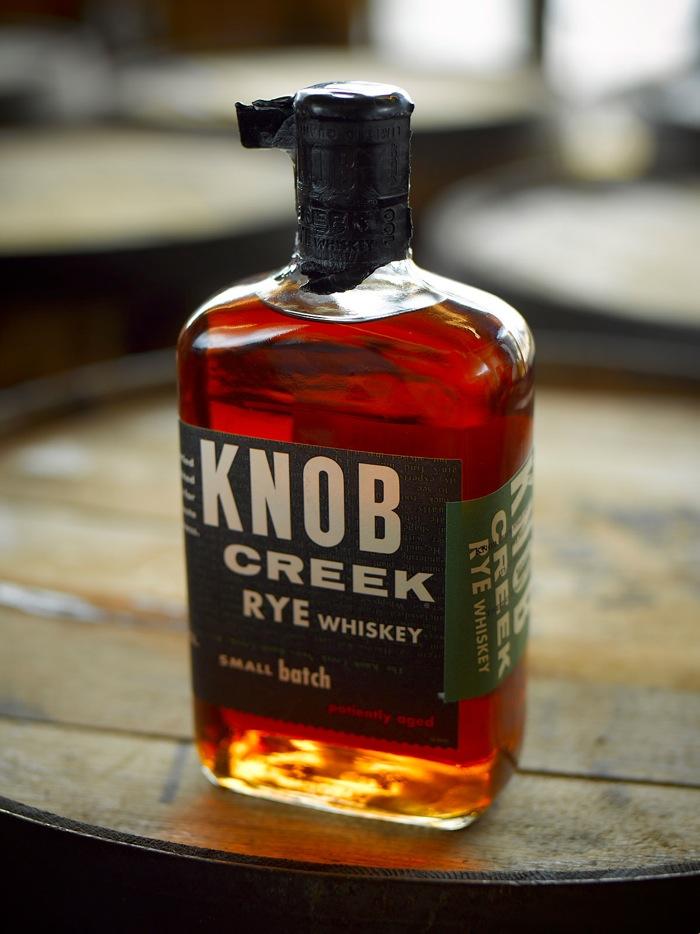 Knob Creek Rye The Dieline Packaging Amp Branding Design